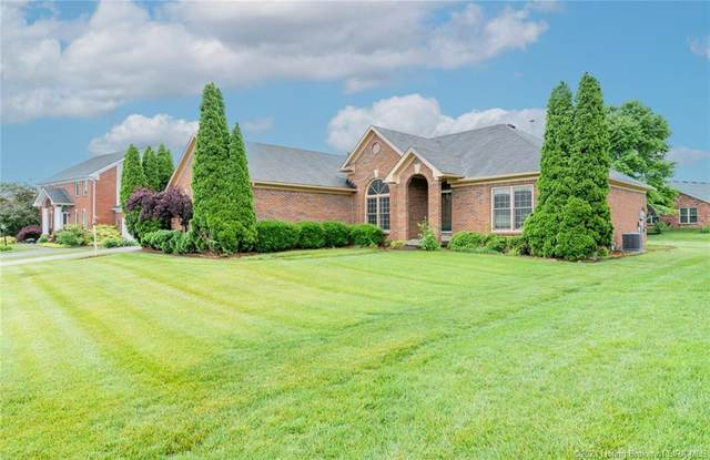 1712 Elk Pointe Boulevard, Jeffersonville, IN 47130 (MLS #202108290) :: The Paxton Group at Keller Williams Realty Consultants