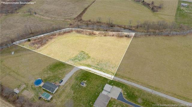 S Concord (2.97A) Road, Nabb, IN 47147 (MLS #202108293) :: The Paxton Group at Keller Williams Realty Consultants