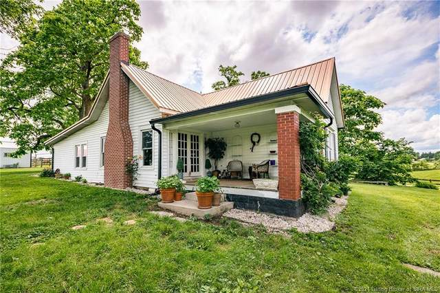 4725 Highway 150 NE, Palmyra, IN 47164 (MLS #202108323) :: The Paxton Group at Keller Williams Realty Consultants
