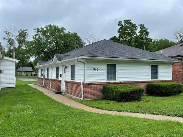 712-714 Short Jackson Street, Jeffersonville, IN 47130 (#202108341) :: The Stiller Group