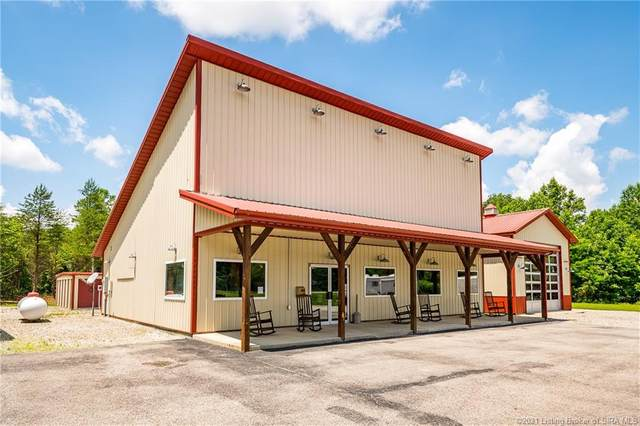 8745 Highway 135 Sw SW, Mauckport, IN 47142 (MLS #202108363) :: The Paxton Group at Keller Williams Realty Consultants