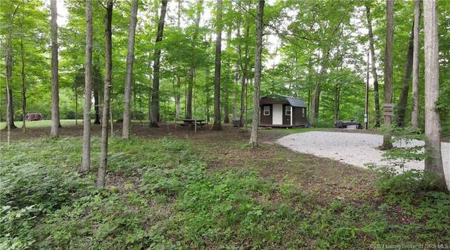 OFF W Eckert Road, English, IN 47118 (MLS #202108373) :: The Paxton Group at Keller Williams Realty Consultants