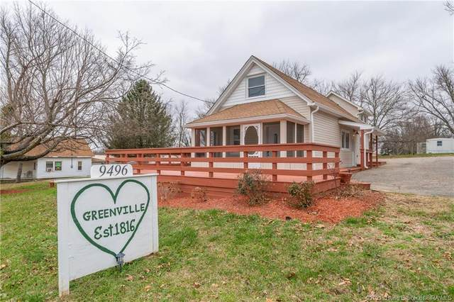 9496 Highway 150, Greenville, IN 47124 (MLS #202108400) :: The Paxton Group at Keller Williams Realty Consultants
