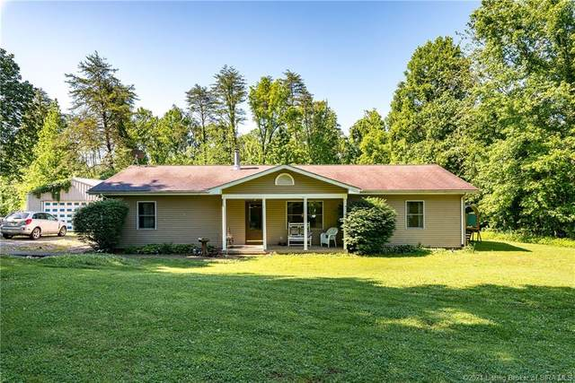 3218 Cummins Road, Memphis, IN 47106 (MLS #202108440) :: The Paxton Group at Keller Williams Realty Consultants