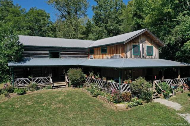 2152 N Brooksburg Manville Road, Madison, IN 47250 (MLS #202108446) :: The Paxton Group at Keller Williams Realty Consultants