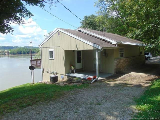 5930 E Sr 56, Madison, IN 47250 (MLS #202108454) :: The Paxton Group at Keller Williams Realty Consultants