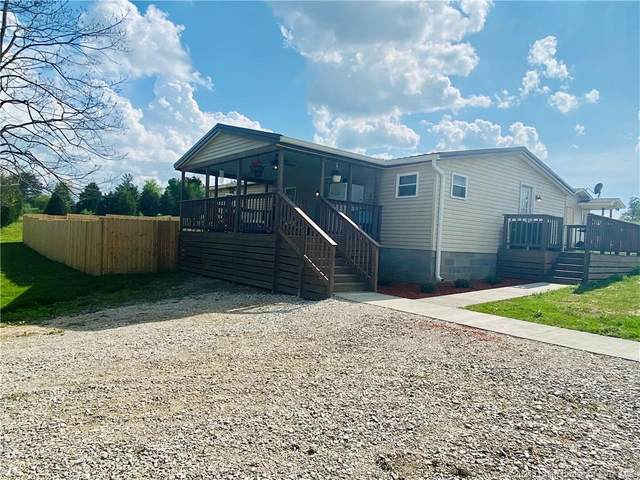 9039 S Co Rd 575 E, Marengo, IN 47140 (MLS #202108468) :: The Paxton Group at Keller Williams Realty Consultants