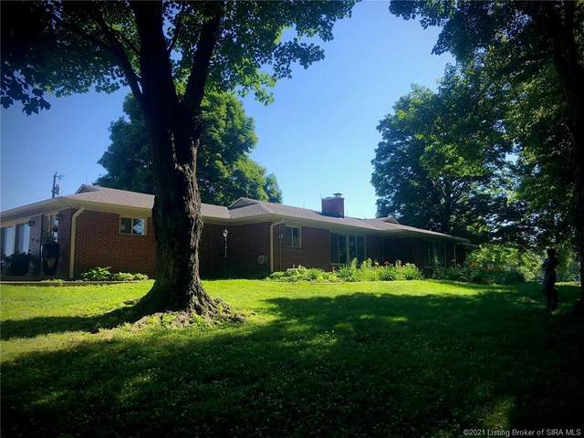 1755 E Dugan Hollow Road, Madison, IN 47250 (MLS #202108475) :: The Paxton Group at Keller Williams Realty Consultants