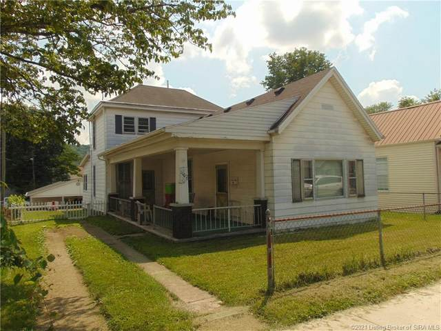 1107 W Main Street, Madison, IN 47250 (MLS #202108476) :: The Paxton Group at Keller Williams Realty Consultants