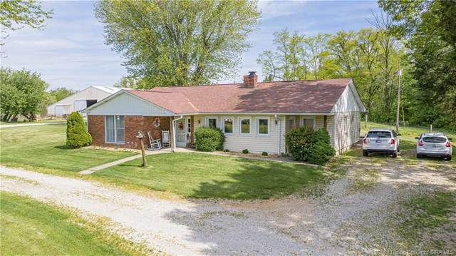 13377 Reisert Road NE, Palmyra, IN 47164 (MLS #202108490) :: The Paxton Group at Keller Williams Realty Consultants