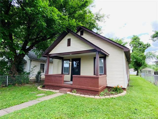 2028 Mcdonald Avenue, New Albany, IN 47150 (MLS #202108510) :: The Paxton Group at Keller Williams Realty Consultants