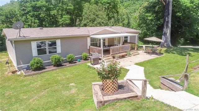 210 Blue Ridge Road, Charlestown, IN 47111 (MLS #202108521) :: The Paxton Group at Keller Williams Realty Consultants