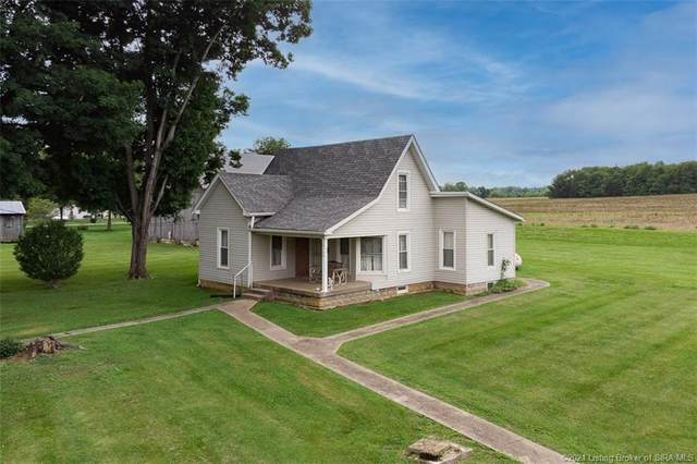 3140 Railroad Avenue NE, Crandall, IN 47114 (MLS #202108545) :: The Paxton Group at Keller Williams Realty Consultants