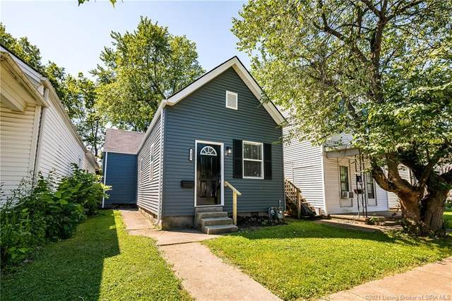 1408 Culbertson Avenue, New Albany, IN 47150 (MLS #202108552) :: The Paxton Group at Keller Williams Realty Consultants