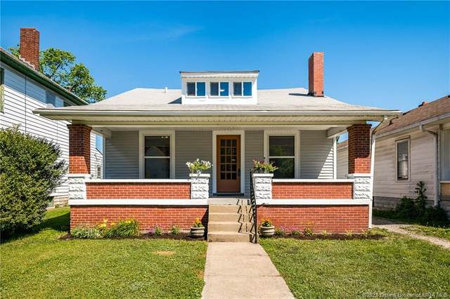 1913 E Oak Street, New Albany, IN 47150 (#202108634) :: The Stiller Group