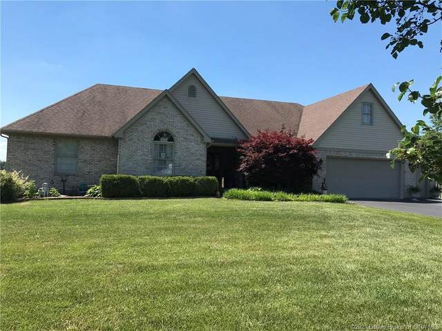 3681 W Deputy Pike Road, Madison, IN 47250 (MLS #202108653) :: The Paxton Group at Keller Williams Realty Consultants