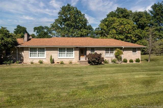 2042 Edwardsville Galena Road, Georgetown, IN 47122 (MLS #202108686) :: The Paxton Group at Keller Williams Realty Consultants