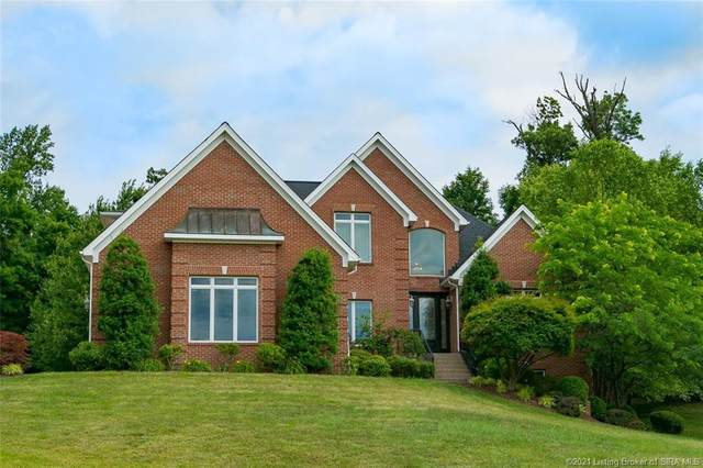 3550 Lafayette Parkway, Floyds Knobs, IN 47119 (#202108693) :: The Stiller Group
