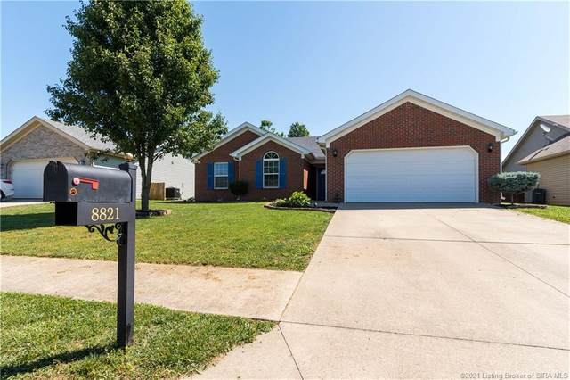 8821 Woodford Drive, Charlestown, IN 47111 (#202108712) :: The Stiller Group