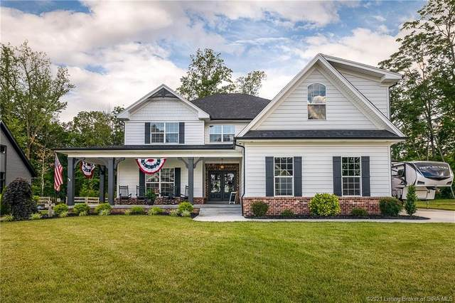 8010 Shady View Drive, Charlestown, IN 47111 (MLS #202108716) :: The Paxton Group at Keller Williams Realty Consultants