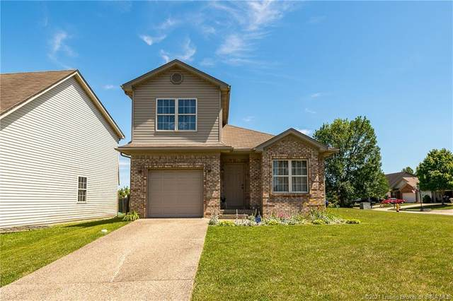 7801 Joseph Drive, Sellersburg, IN 47172 (MLS #202108732) :: The Paxton Group at Keller Williams Realty Consultants