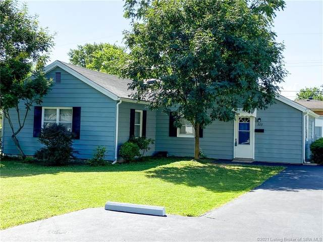 223 Ehringer Lane, Sellersburg, IN 47172 (MLS #202108812) :: The Paxton Group at Keller Williams Realty Consultants