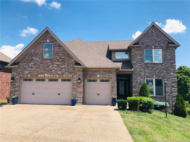 3010 Blue Sky Loop, Jeffersonville, IN 47130 (MLS #202108885) :: The Paxton Group at Keller Williams Realty Consultants