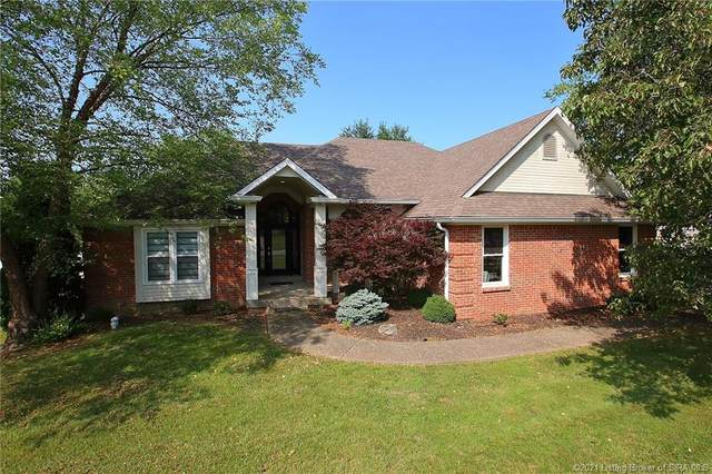 2416 Plum Woods Drive, Sellersburg, IN 47172 (MLS #202108964) :: The Paxton Group at Keller Williams Realty Consultants