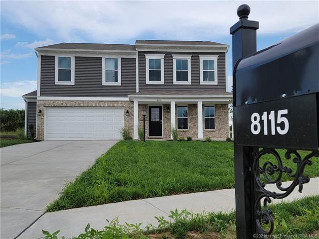 8115 Harmony Way, Charlestown, IN 47111 (MLS #202109009) :: The Paxton Group at Keller Williams Realty Consultants