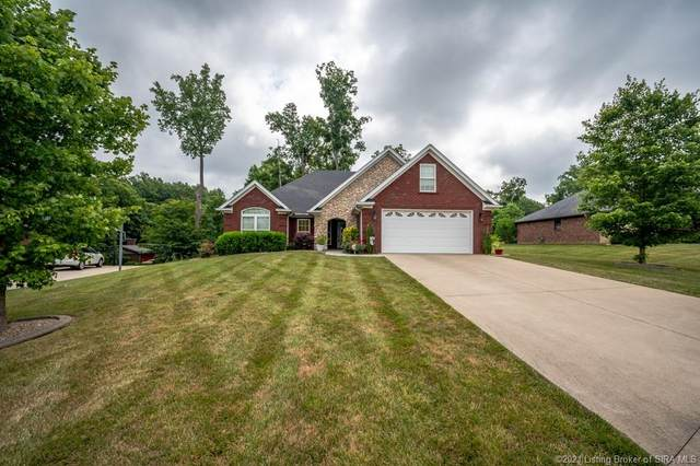 1028 Frontier Trail, Greenville, IN 47124 (MLS #202109054) :: The Paxton Group at Keller Williams Realty Consultants