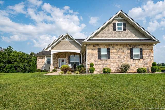 7126 Independence Way, Charlestown, IN 47111 (MLS #202109083) :: The Paxton Group at Keller Williams Realty Consultants