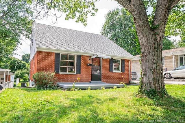 1521 Mctavish Drive, Clarksville, IN 47129 (MLS #202109099) :: The Paxton Group at Keller Williams Realty Consultants