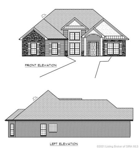 3035 Masters (Lot 23) Drive, Floyds Knobs, IN 47119 (MLS #202109121) :: The Paxton Group at Keller Williams Realty Consultants