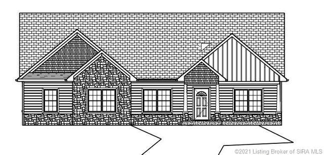 3037 Masters (Lot 22) Drive, Floyds Knobs, IN 47119 (MLS #202109128) :: The Paxton Group at Keller Williams Realty Consultants