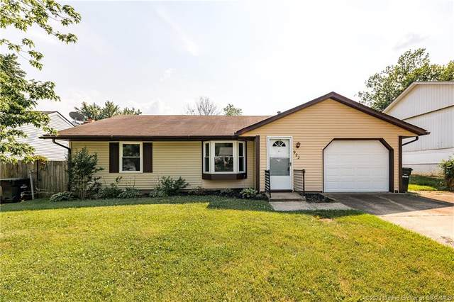 922 Capitol Hills Drive, Jeffersonville, IN 47130 (MLS #202109172) :: The Paxton Group at Keller Williams Realty Consultants