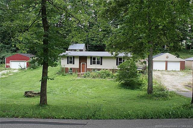 8995 Oak Park Road NE, New Salisbury, IN 47161 (MLS #202109204) :: The Paxton Group at Keller Williams Realty Consultants