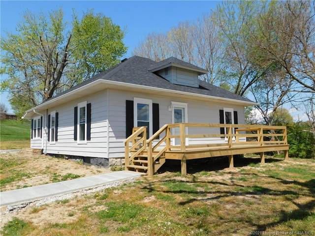 1906 N Shelby Street, Salem, IN 47167 (MLS #202109212) :: The Paxton Group at Keller Williams Realty Consultants