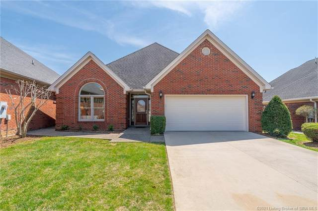 1528 Golf Hill Drive, Jeffersonville, IN 47130 (#202109227) :: Herg Group Impact