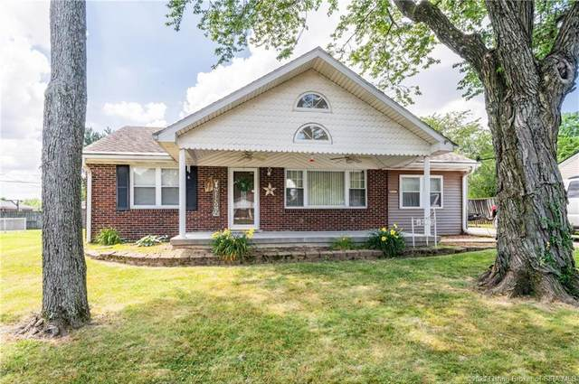 563 Alden Road, Sellersburg, IN 47172 (MLS #202109236) :: The Paxton Group at Keller Williams Realty Consultants