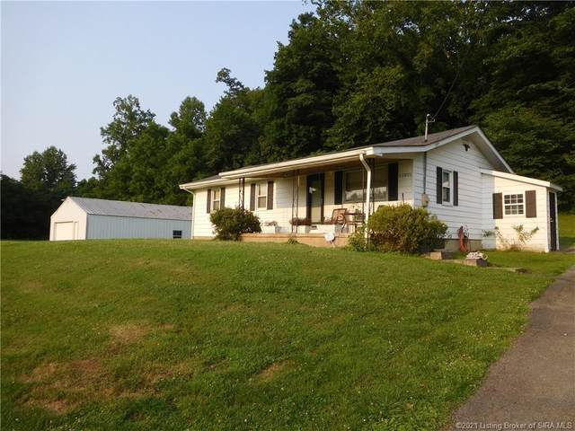 20826 Daisy Hill Road, Borden, IN 47106 (MLS #202109241) :: The Paxton Group at Keller Williams Realty Consultants