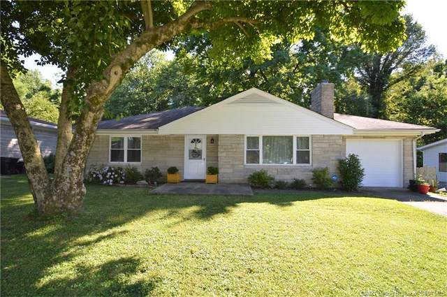 2713 Edgewood Drive, Jeffersonville, IN 47130 (MLS #202109247) :: The Paxton Group at Keller Williams Realty Consultants