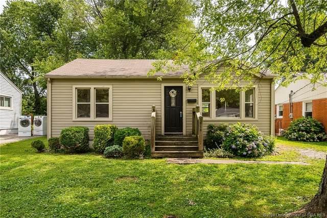 1614 Mctavish Drive, Jeffersonville, IN 47129 (#202109249) :: The Stiller Group