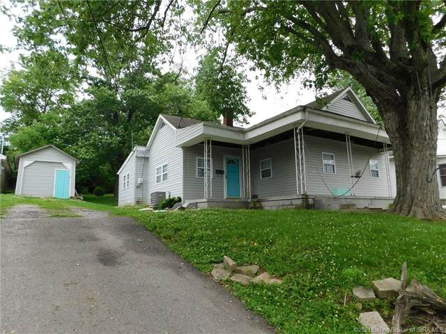 104 N Posey, Salem, IN 47167 (MLS #202109259) :: The Paxton Group at Keller Williams Realty Consultants