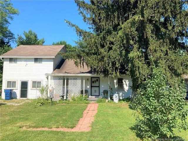 1018 S Indiana Avenue, Sellersburg, IN 47172 (MLS #202109277) :: The Paxton Group at Keller Williams Realty Consultants