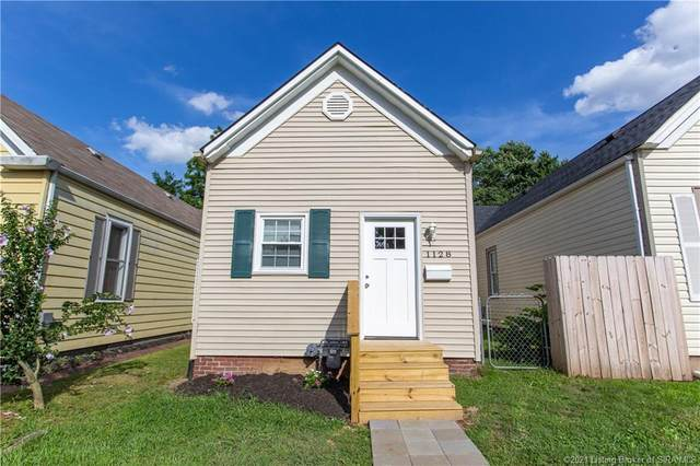 1128 Chartres Street, New Albany, IN 47150 (#202109292) :: The Stiller Group