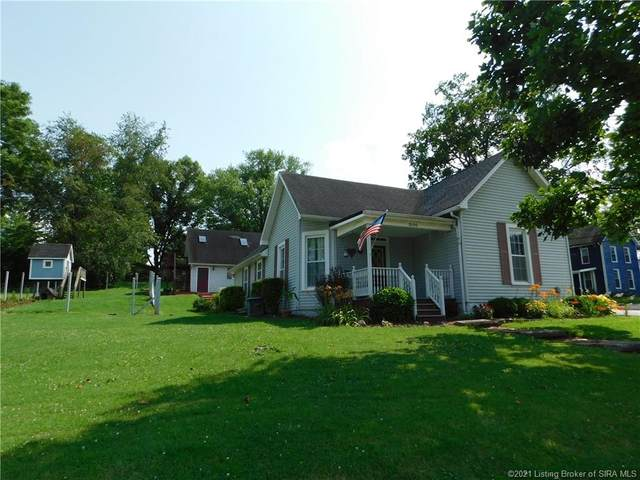 506 W Mulberry Street, Salem, IN 47167 (MLS #202109295) :: The Paxton Group at Keller Williams Realty Consultants