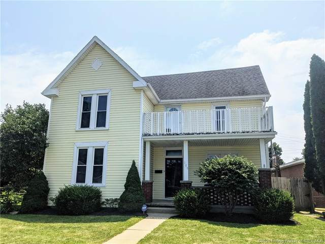 109 E Main Street, Hanover, IN 47243 (MLS #202109308) :: The Paxton Group at Keller Williams Realty Consultants