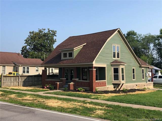 110 W Main Street, Hanover, IN 47243 (MLS #202109333) :: The Paxton Group at Keller Williams Realty Consultants