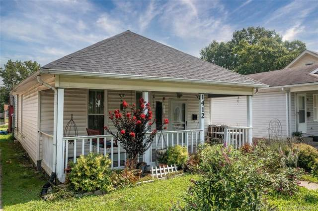 1412 South Street, New Albany, IN 47150 (#202109335) :: The Stiller Group