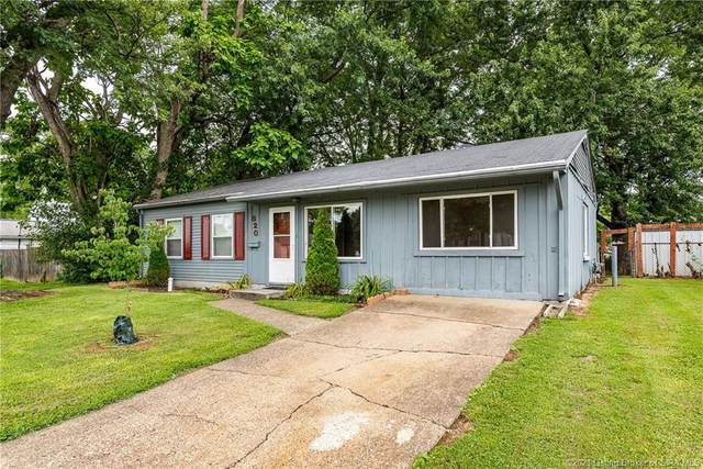 820 Holly Drive, Jeffersonville, IN 47130 (#202109343) :: Herg Group Impact